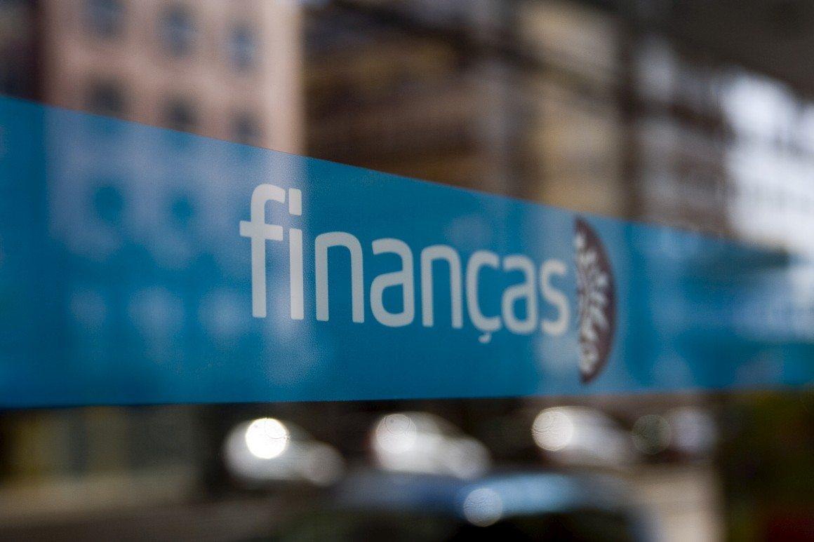 imagem das finanças ( NIF )